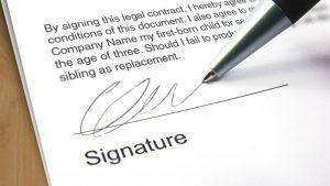 juridisch vertalen contract